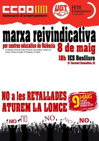 1641739-Marxa_contra_les_retallades_i_contra_la_LOMCE,_Valencia_8_de_maig_Version2