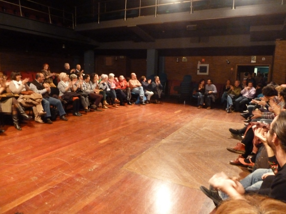 La gent: Teatre Micalet