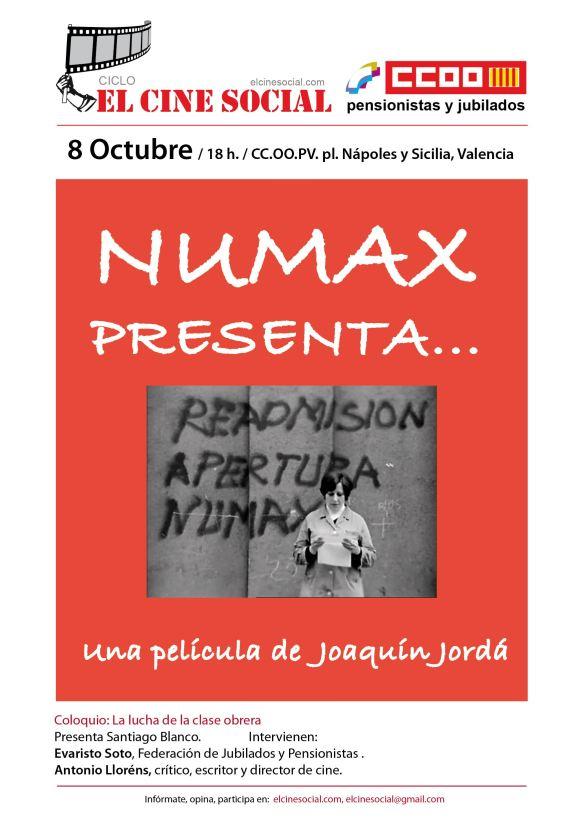 131008 Cine Social_NUMAX_ cartel (1)