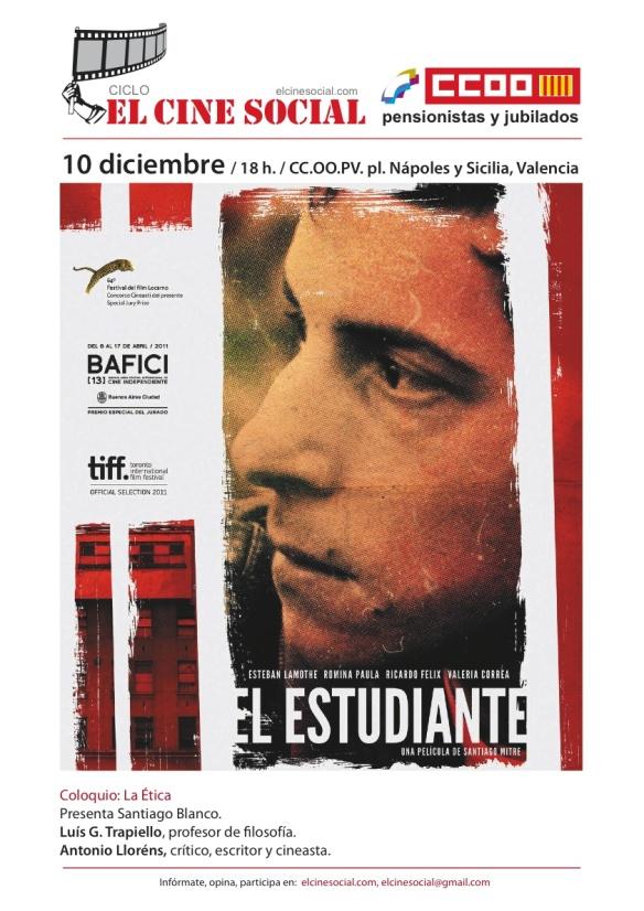 Cine Social_Estudiante_ cartel